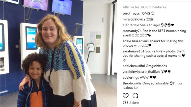 Adele organise une projection privée pour les enfants touchés par l'incendie de la Grenfell Tower et bouleverse ses fans
