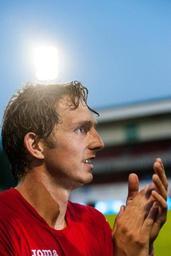 Jupiler Pro League - Berchem Sport annonce que son entraîneur Jonas De Roeck va entraîner Saint-Trond