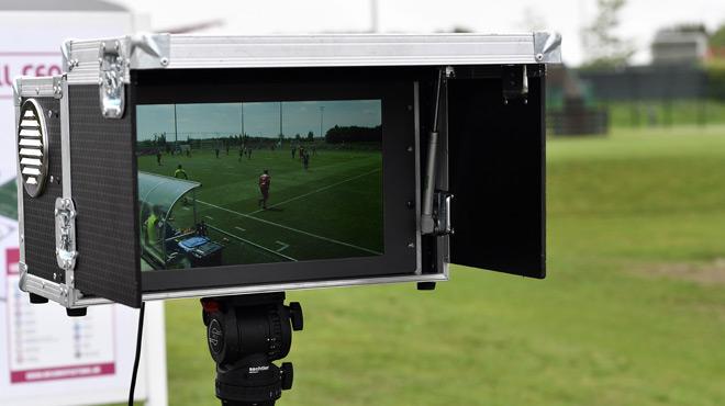 L'arbitrage vidéo dans le foot belge couvrira finalement l'entiereté des play-offs 1
