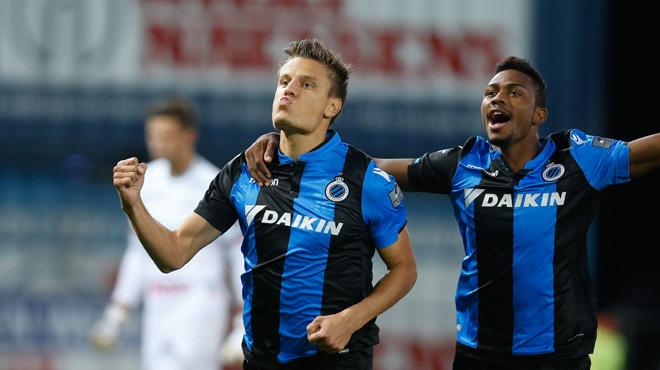 Le FC Bruges reçu 9 sur 9 à Zulte-Waregem