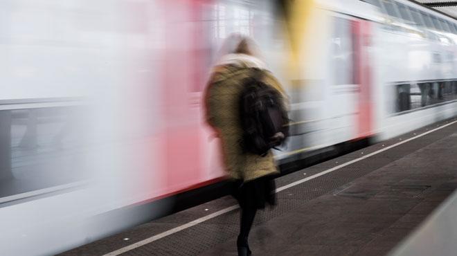 La circulation des trains est fortement perturbée à Bruxelles ce samedi