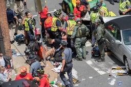 Violences à Charlottesville - Le bilan passe à trois morts