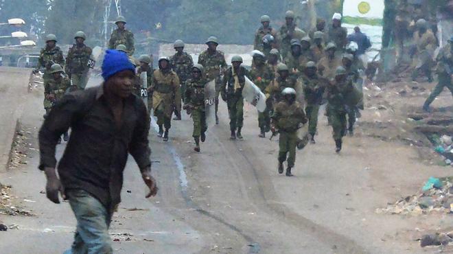 Les élections au Kenya virent au drame: la contestation du résultat du scrutin fait 11 morts