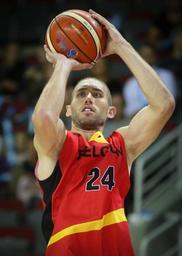 Basket: Matt Lojeski signe au Panathinaikos pour un an