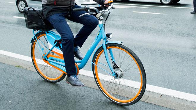 Un Tournaisien reconnaît son vélo volé en pleine rue: il réussit à bloquer le malfrat
