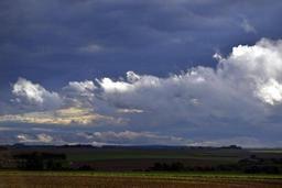 De la pluie et des nuages jusqu'à dimanche