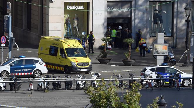 Le bilan de morts s'élève à 14 personnes — Espagne/double attentat
