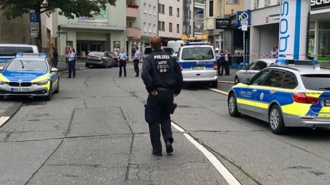 Un mort et un blessé dans une attaque à l'arme blanche — Allemagne