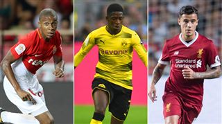Mercato- la tension toujours plus forte autour de Kylian Mbappé, Ousmane Dembélé et Philippe Coutinho