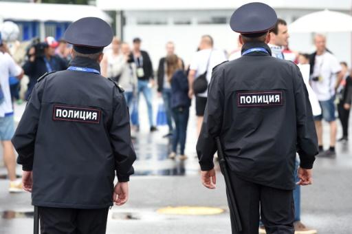 Russie: huit personnes blessées dans une attaque au couteau