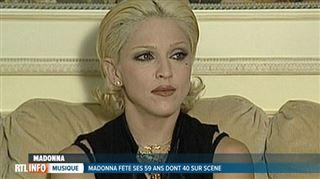 Arrivée à New-York avec 35 dollars en poche, Madonna est aujourd'hui multimillionnaire- retour sur sa success story (vidéos) 5