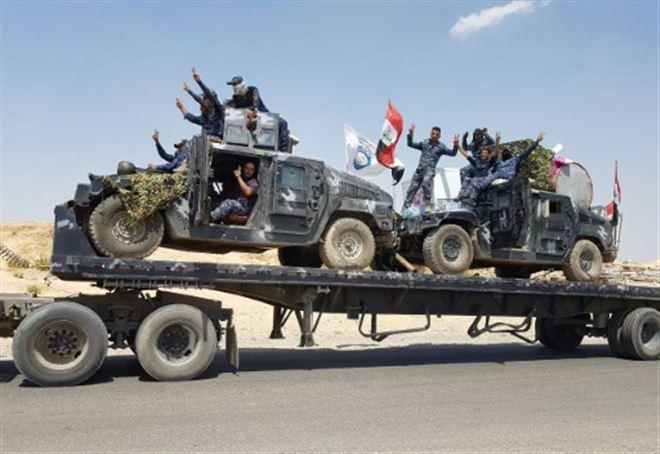 Irak - assaut sur Tal Afar, l'un des derniers bastions de l'EI