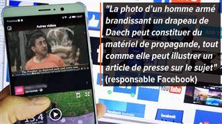 Sylvain regarde des vidéos humoristiques sur Facebook- le réseau social lui propose ensuite d'horribles images de propagande de l'Etat islamique 2