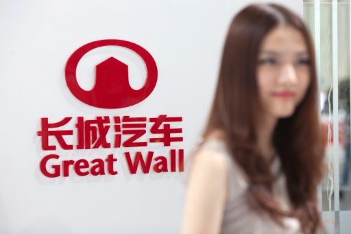 Great Wall Motor confirme son intérêt pour Fiat Chrysler