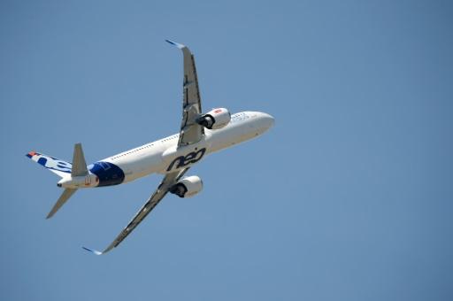 Airbus décroche une commande de plus de trente A321neo à Hong Kong