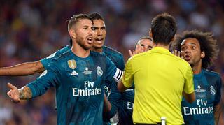 Sergio Ramos donne un petit conseil aux arbitres espagnols... 2