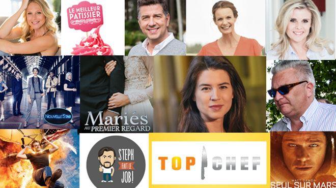 Nouvelles séries et émissions à profusion- découvrez la grille de rentrée de RTL TVI, Club et Plug RTL 1