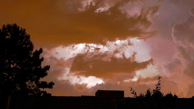 Météo: les températures remontent, mais avec quelques averses orageuses