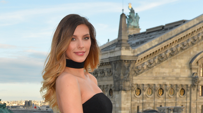 Camille Cerf, Miss France 2015, victime de harcèlement: elle s'énerve