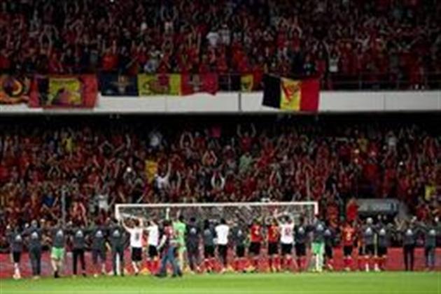 Grèce / Belgique - Éliminatoires Mondial 2018