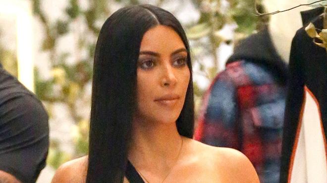 Kim Kardashian et Kanye West attendent leur troisième enfant