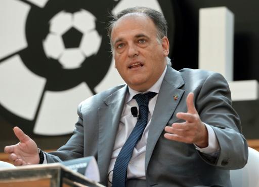 PSG : le président de la Liga insiste !