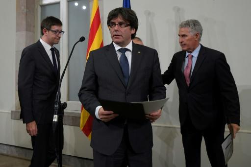 Espagne. Référendum catalan :