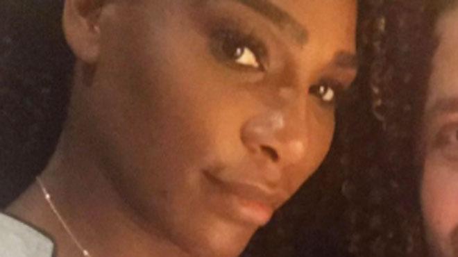 Serena Williams présente son bébé à Instagram