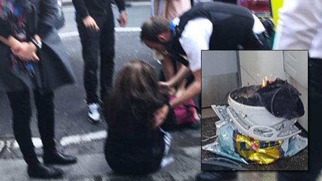 18 personnes hospitalisées — Attentat à Londres