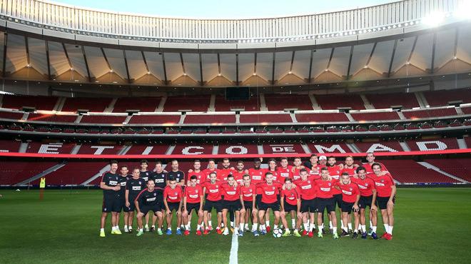 Griezmann offre une première victoire à l'Atlético dans son nouveau stade