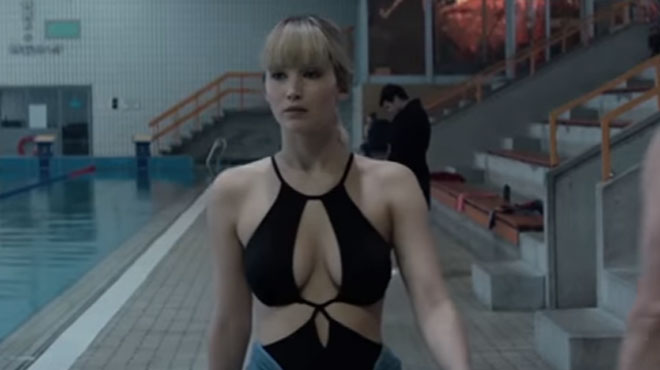 Jennifer Lawrence sexy et badass en agent russe (bande-annonce) — RED SPARROW