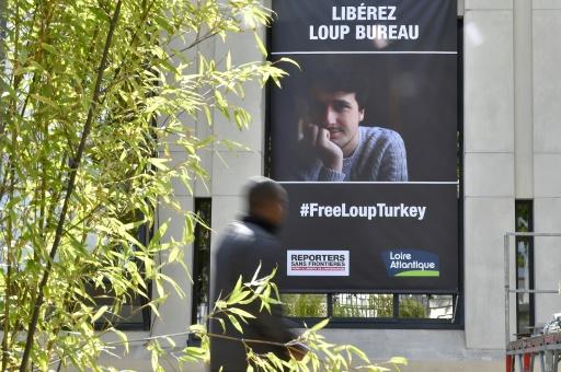 Loup Bureau libéré — Turquie