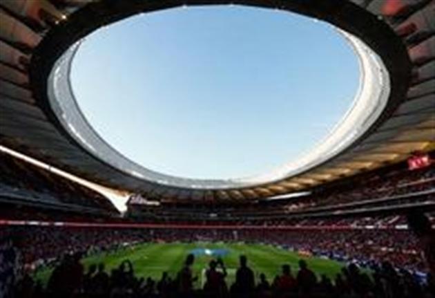 Liga: L'Atlético gagne dans son nouveau stade